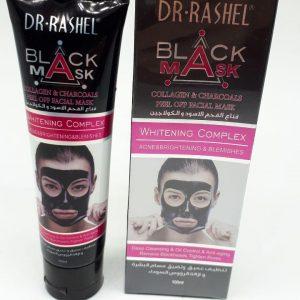 ماسک سیاه دکتر راشل