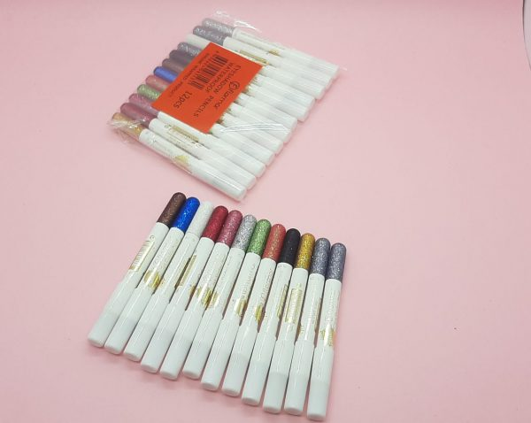 مداد گلیتری فلورمار