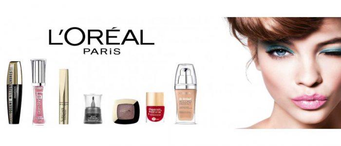 فروش محصولات آرایشی لورآل پاریس