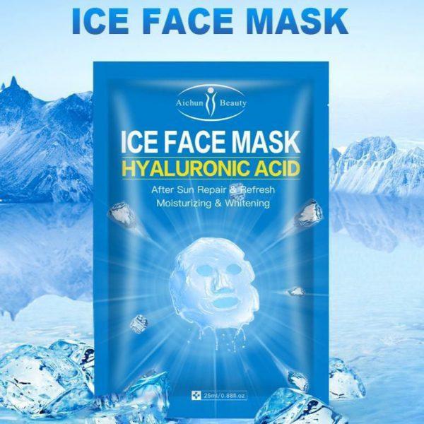 ماسک صورت ورقه ای یخی Aichun Beauty